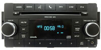 CHRYSLER DODGE JEEP RES Radio MP3 CD Player UConnect Bluetooth ipod Aux input