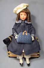 Maryanne Oldenburg 1991 Rare L.E. 50 Thursday's Child Wendy Traveling Girl Doll