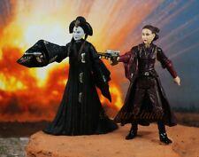 Hasbro Star Wars 3.75 Figure 1:18 Queen Padme Amidala + Servant Cover S394_S396