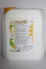 ALLIVET-100 % natürlich  Flüssiges Knoblauchpräparat für Pferde, Geflügel...