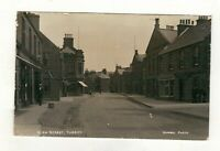 OLD R,P POSTCARDS .TURRIF HIGH STREET by Gammie  c1920