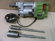 New listing kango 627 110v heavy duty combination rotary hammer drill 2 bits