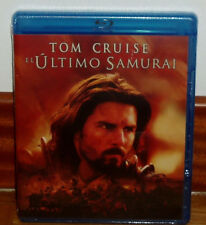 EL ULTIMO SAMURAI-THE LAST SAMURAI-BLU-RAY-NUEVO-NEW-PRECINTADO-SEALED-AVENTURAS