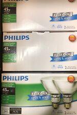 Philips Indoor Outdoor Par38 Flood 45W - 540 Lumens - 2900K (6-PACK)