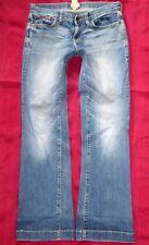 GAP Long & Lean straight cut jeans UK 10 US 6