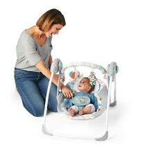 Portable Infant Rocker Baby Swing Bouncer Seat Bassinet Child Rocking Chair Bed