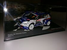 Skoda Fabia S2000 Rallye 1:43 (aceptado PayPal)
