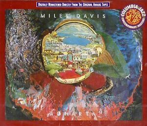 Miles Davis – Agharta ( 2 CD - Album - Remastered )