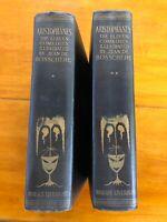 Eleven Comedies Aristophanes 1928 2 Volumes Limited Edition JEAN DE BOSSCHERE