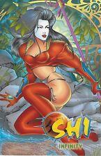 Shi (Prestige Format) Nr.1 & 2 / 1998 Infinity Verlag
