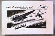 Planet Models 1/48 Lippisch Gleiter Bombenflugzeug *Rare*Vintage*Resin Model Kit