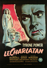 NIGHTMARE ALLEY - ORIGINAL FRENCH POSTER