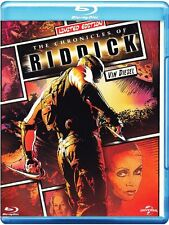 Reel Heroes: Chronicles Of Riddick [Blu-ray] [Region Free) Brand new and sealed