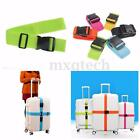 Adjustable Suitcase Luggage Straps Travel Buckle Baggage Tie Down Belt Lock