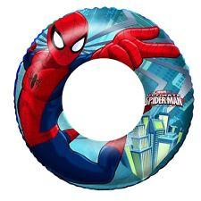 Bouée ronde gonflable enfant Spiderman