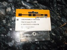 NEW RC HPI RACING GRADE 2 SPEED NITRO RS4 MAINT KIT A888