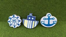Large Nautical Themed Cupboard Drawer Handle Cabinet Door Knobs