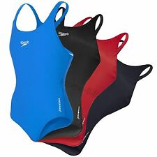 Speedo Womens Endurance Swimsuit Swimming Costume Swimwear UK Sizes 8-18 New