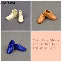"Fashion Doll Shoes For Ken Male Dolls Casual Shoes For 11.5"" Boyfriend Ken Boy"