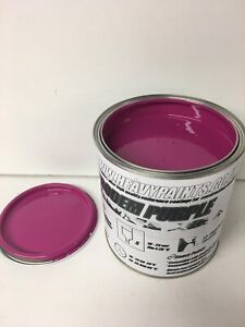 Prodem Hydraulic Breaker purple Paint High Endurance Enamel Paint 1 Litre Tin