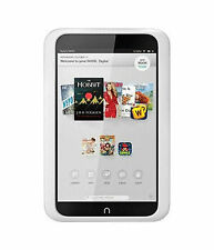 Barnes & Noble Nook HD 8GB Wi-Fi 7in Snow (White) Tablet Reader eBook #816A