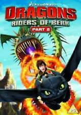 DRAGONS: RIDERS OF BERK - PART 2 - NEW / SEALED DVD - UK STOCK