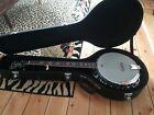 Harley Benton Bj 55 Pro 5 String banjo  for sale