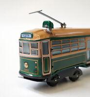 Melbourne W-Class Tram - Tin Toy