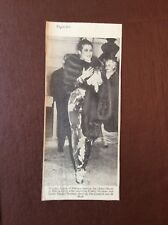 H1b Ephemera Picture Undated Princess Gace Opera House Monte Carlo