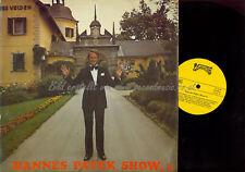 LP--HANNES PATEK SHOW 2 //