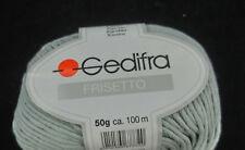 (79,00 €/kg): 500 Gramm Frisetto von  Gedifra, Farbe 8772 mint  #1384