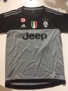 Maglia Juventus Adidas Goalkeeper 2015 2016 Shirt Camiseta size S