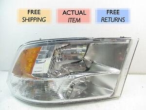 OEM | 2009 - 2018 Dodge Ram 1500/2500/3500 Halogen Headlight (Right/Passenger)