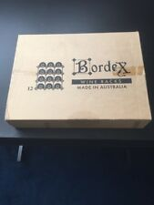 bordex real hardwood 12 bottle  wine rack storage bar display