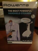 New..Rowenta handheld steamer - DR81 X-CEL Steam + 1600 watts