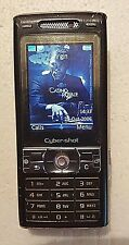 SONY ERICSSON K800i JAMES BOND MOBILE PHONE-UNLOCKED WITH NEW CHARGER & WARRANTY