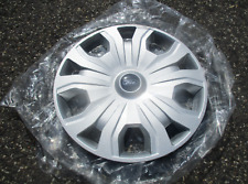 One genuine 2019 Ford Transit Connect 16 inch hubcap wheel cover