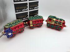 Cancer Lauscha Verre  Décorations pour Arbre de Noël Train 43 cm  Produit