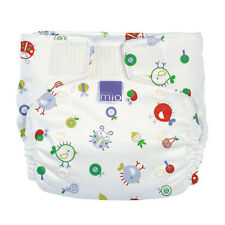 NEW Bambino Mio Miosolo All-In-One Reusable Nappy Onesize Nature Calls