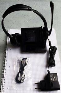 Plantronics Savi W720-M Schwarz Kopfbügel Headset für PC