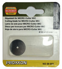 Proxxon Replacement cutting disc for MICRO cutter MIC 28652 / RDGTools