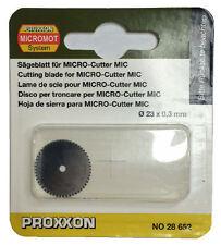 PROXXON RICAMBIO TAGLIO DISCO PER MICRO Cutter MIC 28652 / ATTREZZI RDG