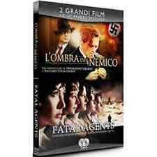 Dvd L'OMBRA DEL NEMICO / FATAL AGENTS - (Box 2 Dvd) .....NUOVO