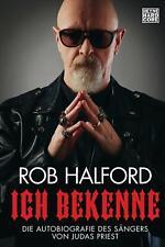 Ich bekenne von Rob Halford (2021, Gebundene Ausgabe)