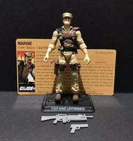 G.I. Joe 25th Leatherneck AWE Striker Driver Complete