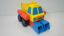 "1986 PLAYSKOOL ""MY FIRST TRANSFORMER"" DUMP TRUCK-Excellent Condition! Super RARE"