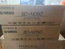 Yamaha AVENTAGE BD-A1060 Blu-ray Player - Black