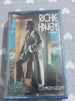 Richie Havens – Common Ground EMI Italy MC/cassette musicassetta 1983