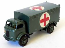 Dinky Toys No.626 British Army Military Ambulance c.1957