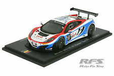 McLaren mp4-12c GT-team: GT russian - 24 hours of spa 2014 1:43 spark sb096